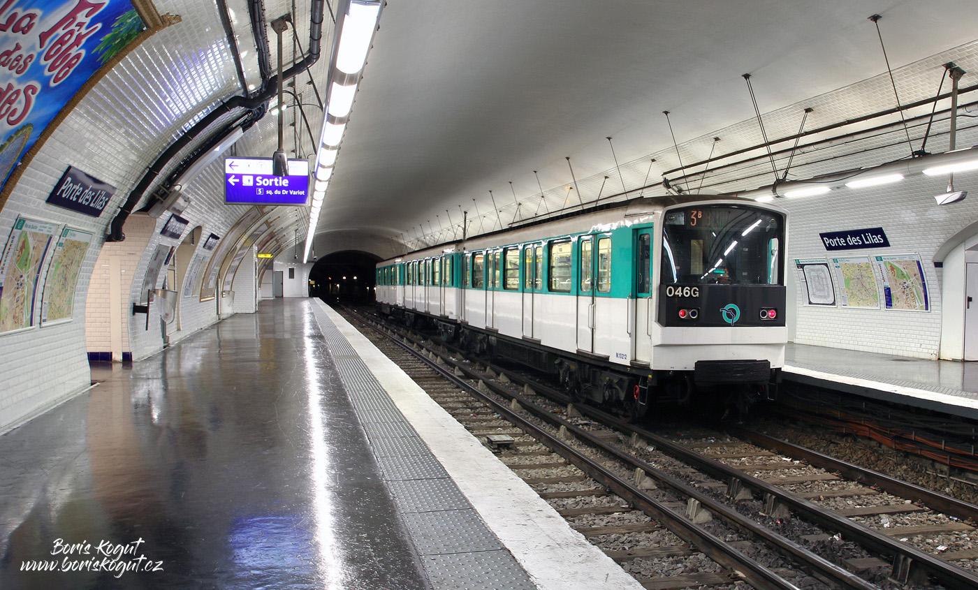 Станция «Порт-де-Лила» линии 3bis
